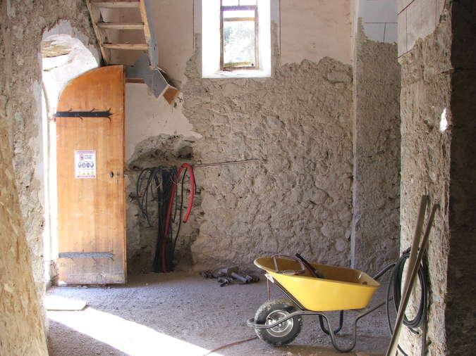 Visuel 7/12 : Avancement des travaux de rénovation