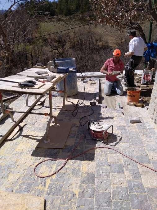 Visuel 29/39 : Avancement des travaux de rénovation