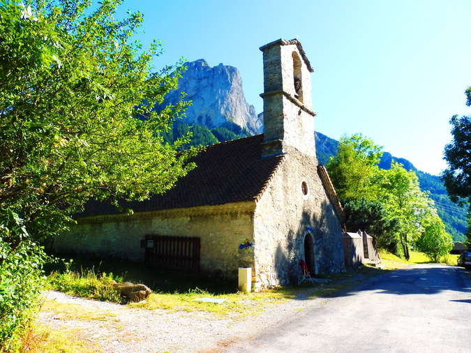 Visuel 1/2 : Chapelle de La Jarjatte