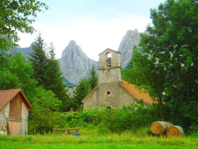 Visuel 2/2 : Chapelle de La Jarjatte