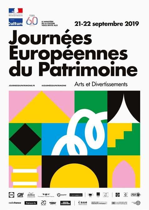Visuel 1/1 : JOURNEEE DU PATRIMOINE