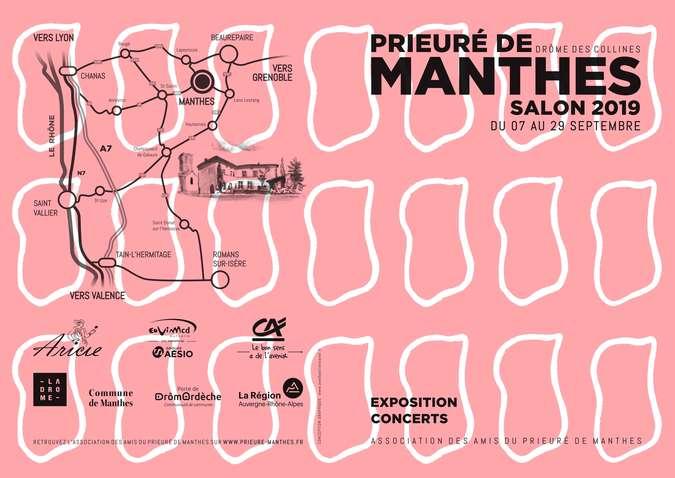 Visuel 1/3 : Salon du Prieuré de Manthes