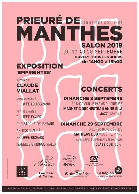 Visuel 3/3 : Salon du Prieuré de Manthes