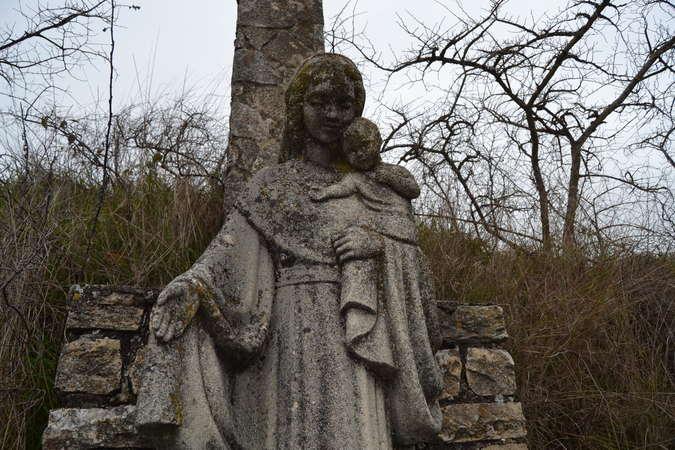 Visuel 1/1 : vierge du voeu d'Autichamp