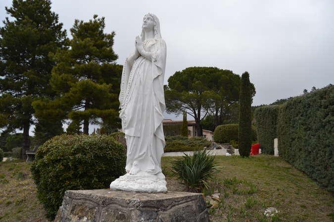 Visuel 1/1 : Vierge du voeu de Puy Saint-Martin