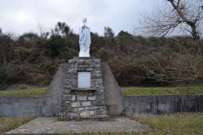 Visuel 1/1 : Vierge du voeu de Roynac