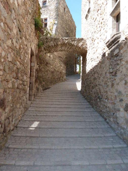 Visuel 2/8 : Vieux village de La Laupie