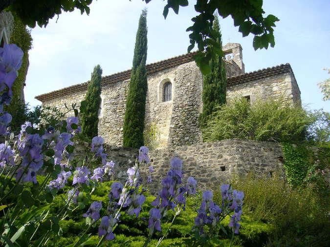 Visuel 7/8 : Vieux village de La Laupie