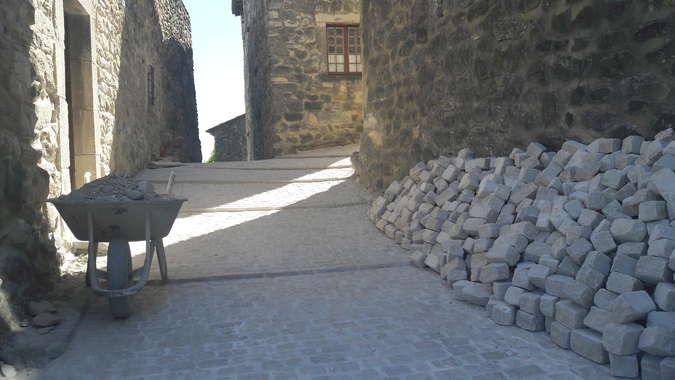 Visuel 3/3 : Association de sauvegarde du vieux village de La Laupie