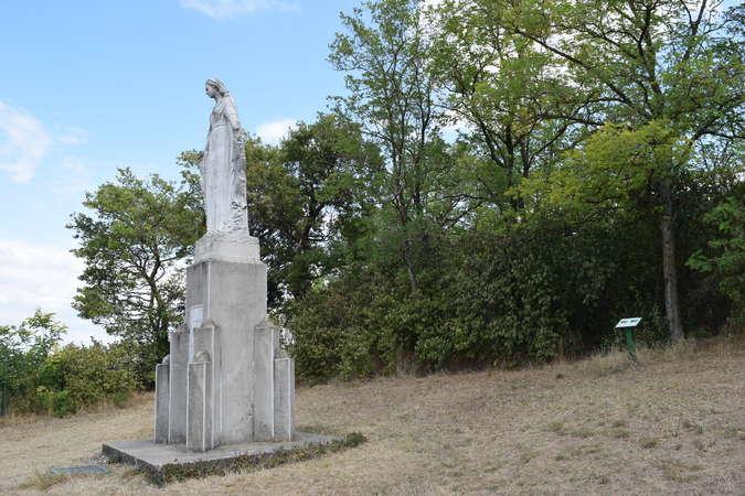 Visuel 1/1 : Vierge du voeu de Chabeuil