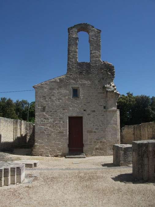 Visuel 1/1 : prieuré St Blaise montbrison sur lez