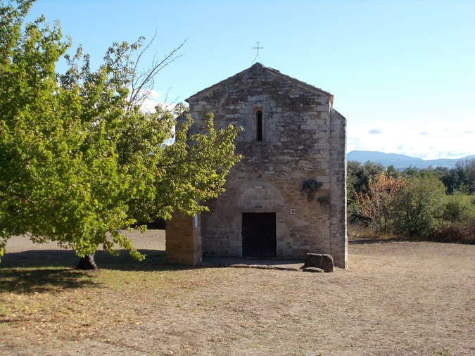 Visuel 1/6 : chapelle St Pierre ès liens
