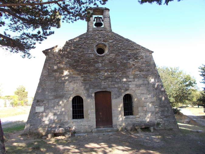 Visuel 1/3 : chapelle St Barthélémy