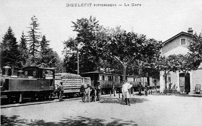 Visuel 1/1 : Ancienne gare du Picodon