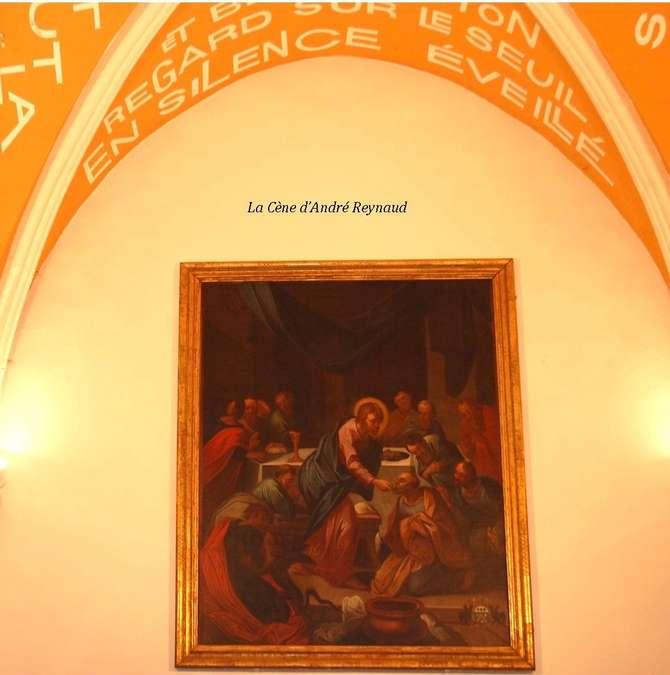 Visuel 4/9 : L'église des mariniers et la chapelle Saint-Nicolas