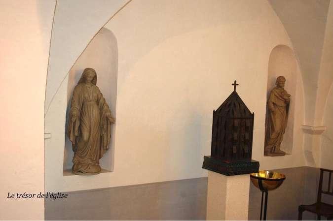 Visuel 7/9 : L'église des mariniers et la chapelle Saint-Nicolas