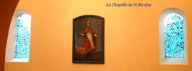 Visuel 5/9 : L'église des mariniers et la chapelle Saint-Nicolas