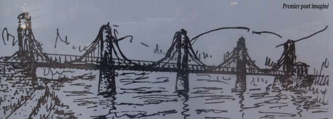Visuel 3/9 : Le pont de Rochemaure
