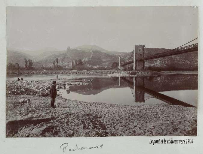 Visuel 4/9 : Le pont de Rochemaure