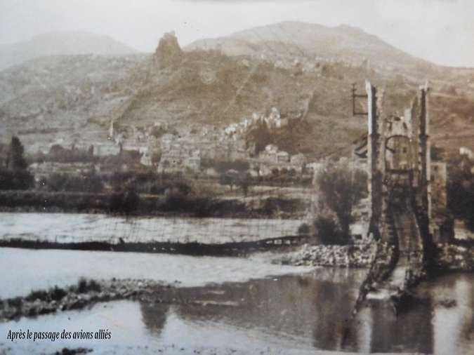 Visuel 5/9 : Le pont de Rochemaure