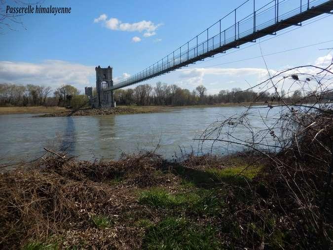 Visuel 9/9 : Le pont de Rochemaure