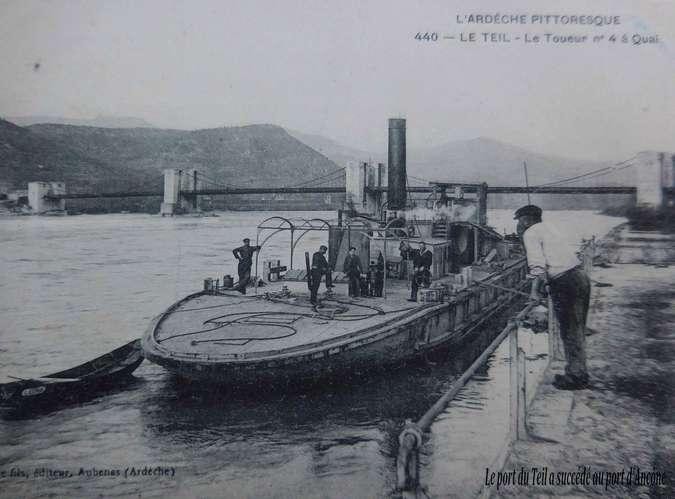 Visuel 6/10 : L'ancien port au temps du halage - Les Anneaux