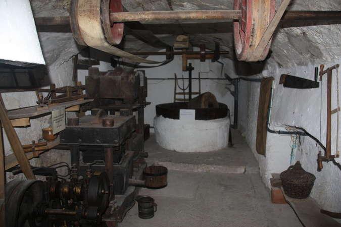 Visuel 1/3 : Visite commentée de l'ancien Moulin à huile de noix