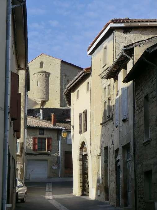 Visuel 1/1 : Saint-Donat : des rues et des noms