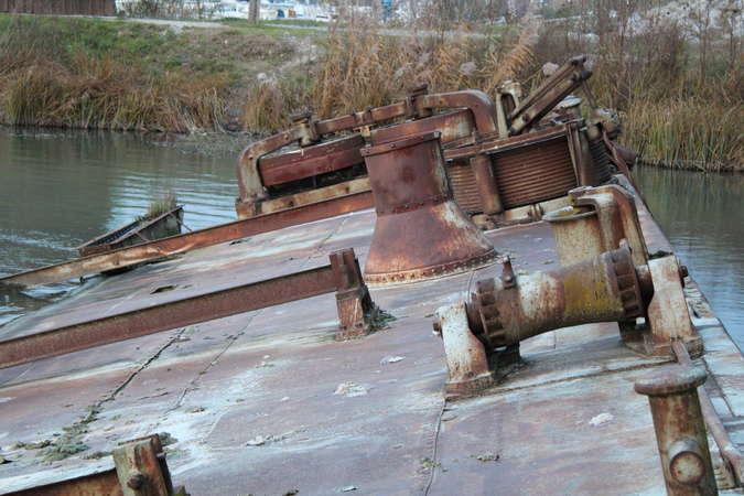 Visuel 4/4 : Le toueur : monstre de fer et d'acier