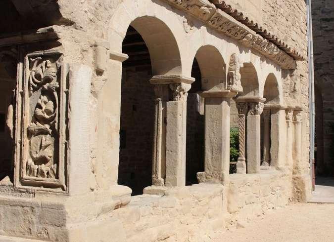 Visuel 1/1 : REPORTÉ : Visite commentée : Chez les chanoines de Saint Donat - Patrimoine du Pays de l'Herbasse
