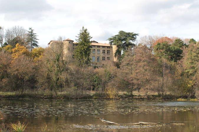 Visuel 1/1 : L'histoire de l'étang du Mouchet -  Patrimoine du Pays de l'Herbasse