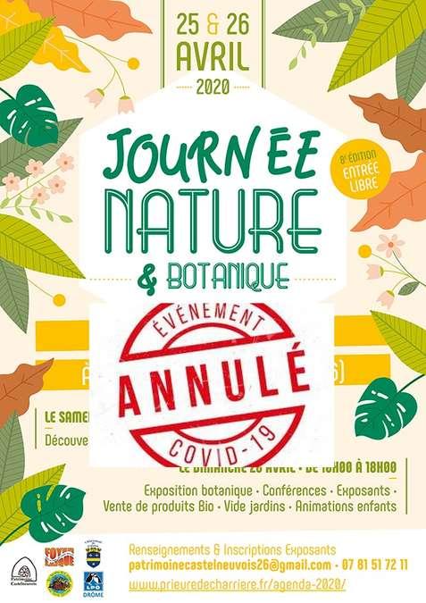 Visuel 1/1 : Journée Nature et botanique