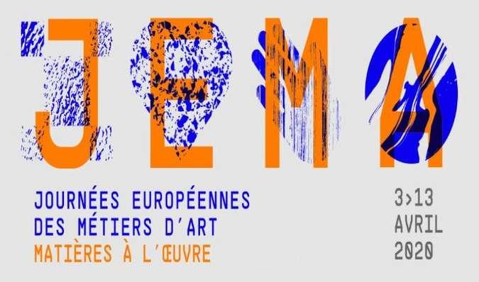 Visuel 1/1 : ANNULE - JEMA : Journées Européennes des Métiers d'Art