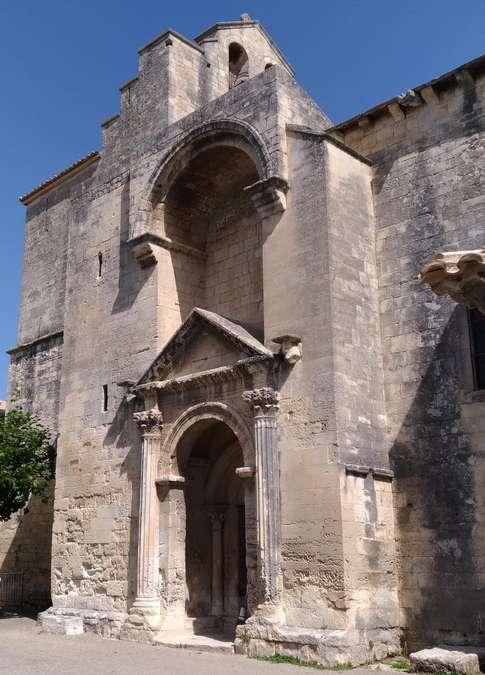Visuel 1/24 : Église de Saint-Restitut