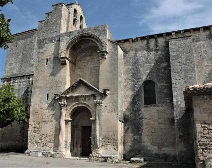Visuel 10/24 : Église de Saint-Restitut