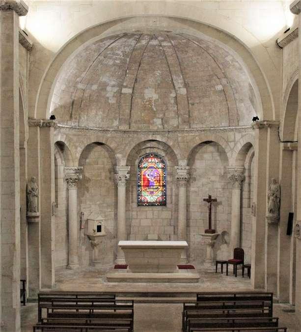 Visuel 11/24 : Église de Saint-Restitut