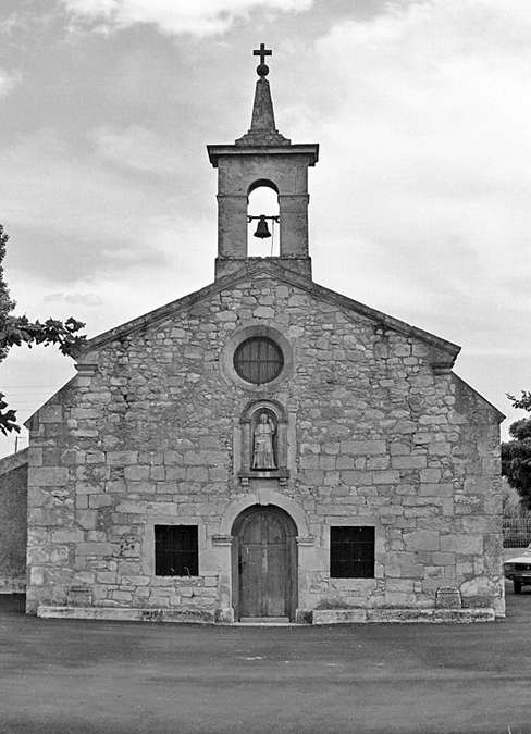 Visuel 1/4 : Chapelle Saint-Roch et son mobilier