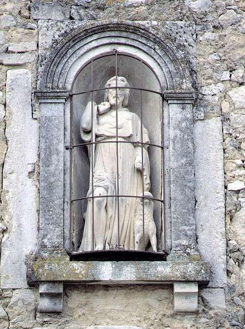 Visuel 2/4 : Chapelle Saint-Roch et son mobilier