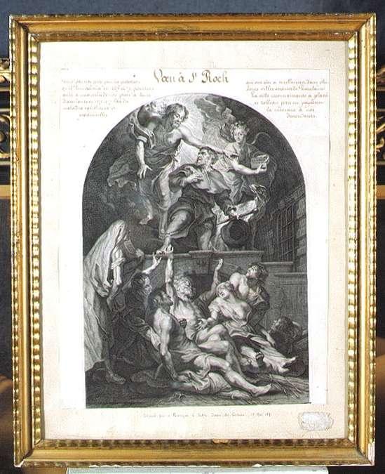 Visuel 4/4 : Chapelle Saint-Roch et son mobilier
