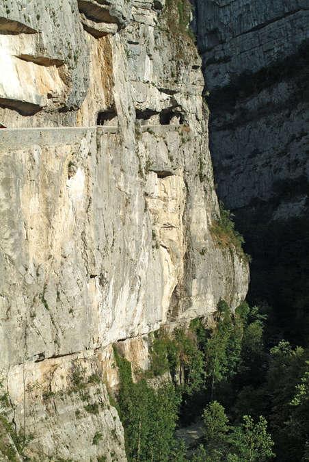 Visuel 1/1 : La route des Grands Goulets