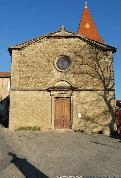 Visuel 1/3 : Eglise Saint-Sébastien