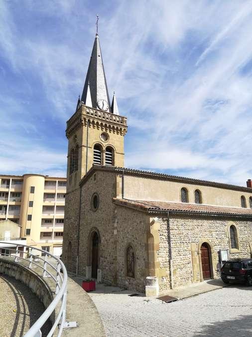 Visuel 1/4 : Eglise Saint-Roch