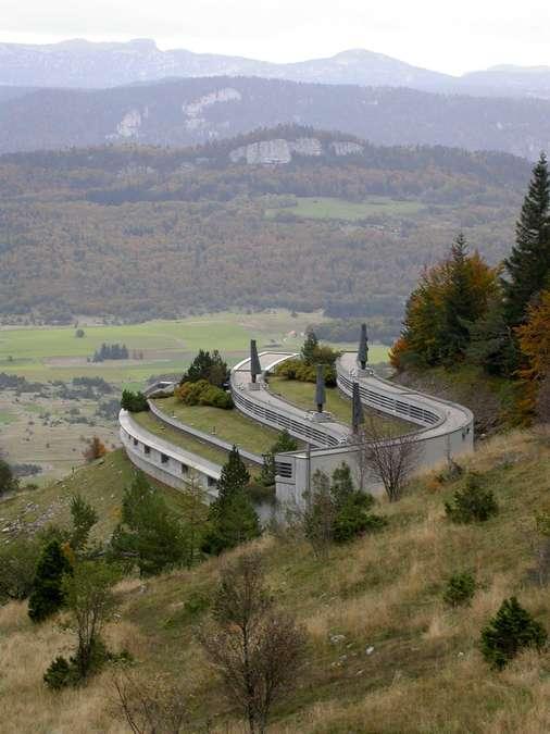 Visuel 1/1 : Mémorial de la Résistance au col de La Chau