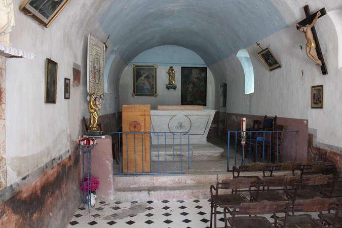 Visuel 4/5 : Chapelle de Béconne