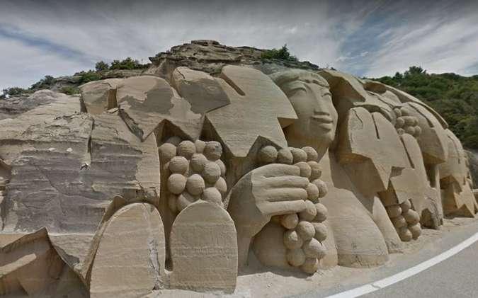 Visuel 1/1 : Sculpture monumentale