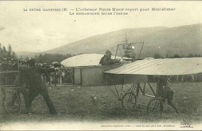 Visuel 1/3 : Voyage au pays des avions à Montélimar