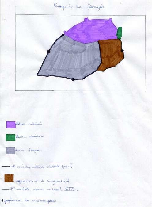 Visuel 1/11 : Remparts, enceintes