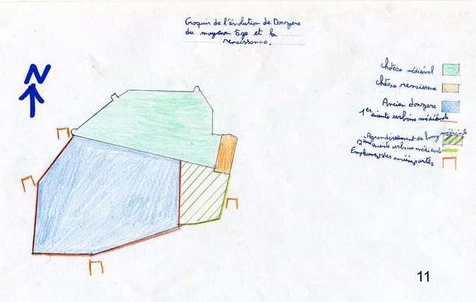 Visuel 7/11 : Remparts, enceintes