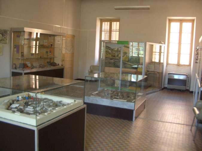 Visuel 1/2 : Musée d'archéologie et d'histoire du Nyonsais et des Baronnies