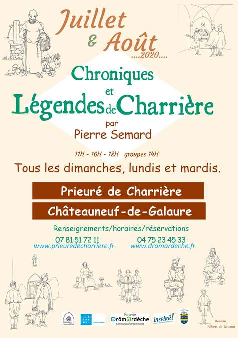 Visuel 1/1 : Chroniques et Légendes de Charrière
